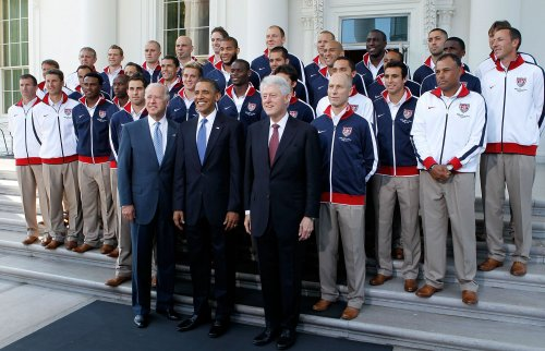 VP Biden to attend World Cup game during South America trip