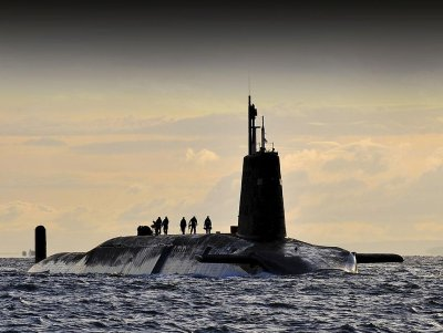 Britain's military eyes nuclear waste storage site