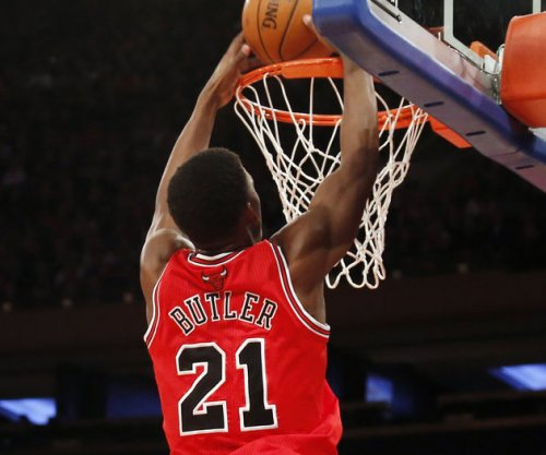 Jimmy Butler, Chicago Bulls take down Toronto Raptors