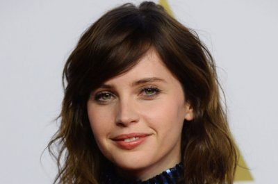 Felicity Jones lands lead in first 'Star Wars' spinoff