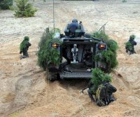 Lithuania brings back military conscription