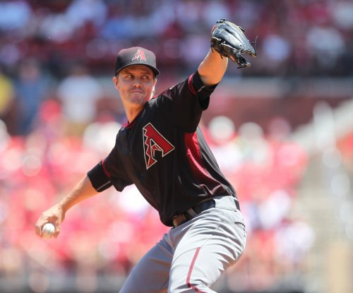 Arizona Diamondbacks' Zack Greinke activated off DL