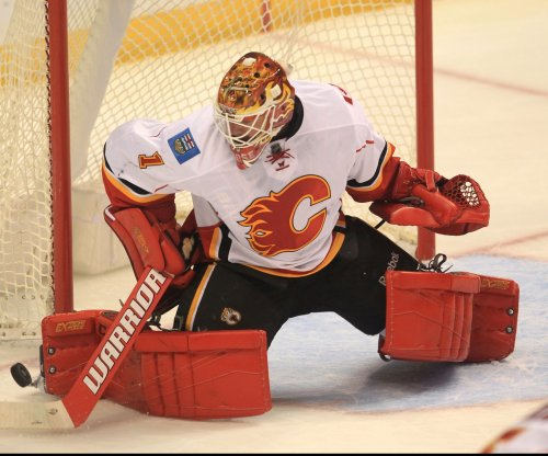Calgary Flames' Brian Elliott makes triumphant return to St. Louis