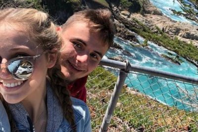 Prince Jackson, girlfriend visit San Francisco for one-year anniversary