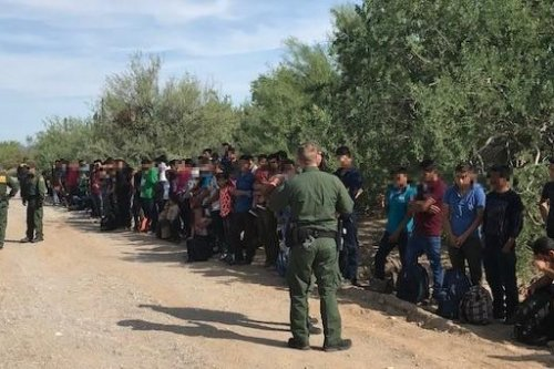 128 undocumented immigrants found abandoned near Arizona border