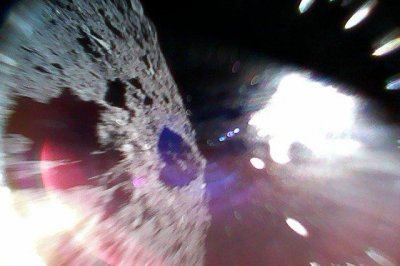 Japan successfully lands rovers on asteroid Ryugu