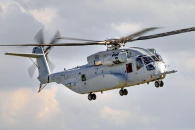 Sikorsky to offer King Stallion for German heavy-duty helicopter contract