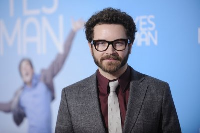Actor Danny Masterson arrested, charged with 3 counts of rape