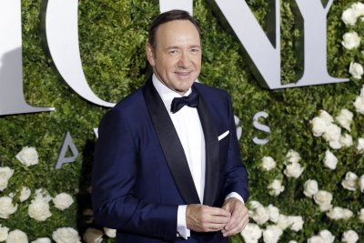 Kevin Spacey lands role in Italian film