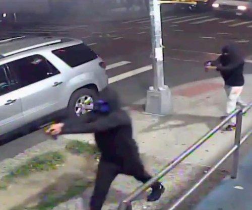 10 injured in 'coordinated, brazen' New York City shooting