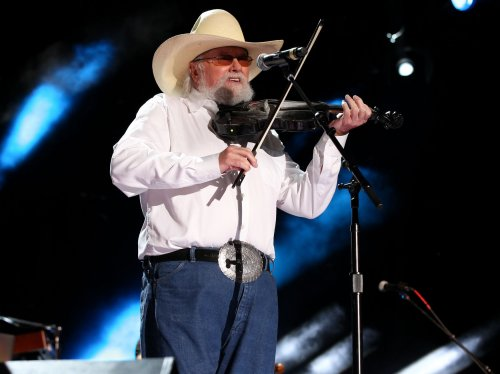 Charlie Daniels records instrumental music for 'Hell on Wheels'
