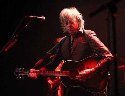 Bob Geldof books seat on space-plane