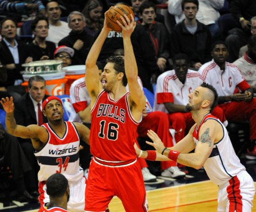 Chicago Bulls, Orlando Magic square off at United Center