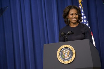 Michelle Obama cancels Kansas graduation speech