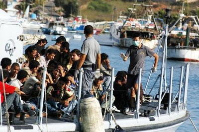 Migration attempts to Europe rise sharply