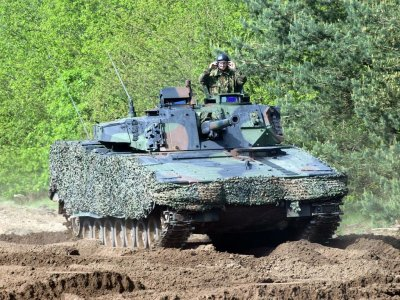 Saab producing vehicle protection system for unidentified customer