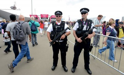 British police arrest 3 more on terror charges
