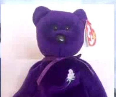 British couple hoping to sell $15 flea market Beanie Baby for $93k