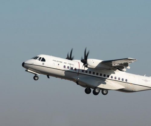 Airbus delivers third and final C295 to Philippine Air Force