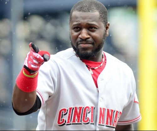 Cincinnati Reds' Brandon Phillips blocked trade to Atlanta Braves