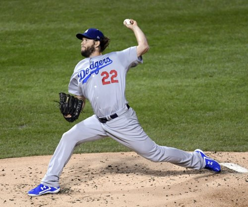 Clayton Kershaw: Los Angeles Dodgers ace attempting to set aside postseason demons