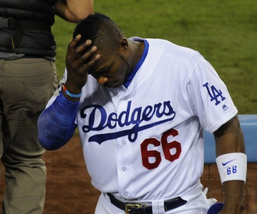 Los Angeles Dodgers: Yasiel Puig's home burglarized during World Series Game 7