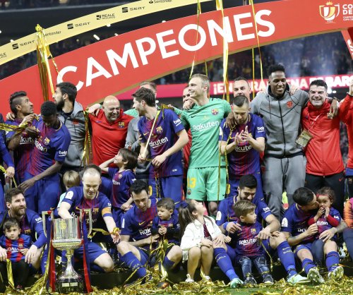 Copa del Rey: Barcelona beats Sevilla 5-0 in final