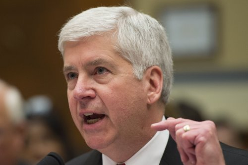 Michigan Gov. Rick Snyder announces plan to bring broadband Internet to entire state