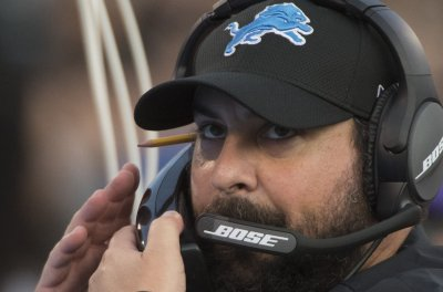 Detroit Lions waive OL Beau Nunn, waive-injured DT Toby Johnson