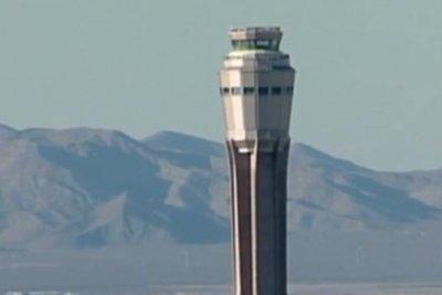 FAA investigating traffic controller at Las Vegas airport