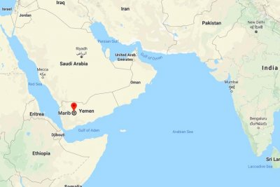 80 soldiers killed in airstrike on military base in Yemen