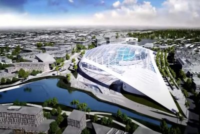 NFL approves $500 million loan to Rams for new stadium