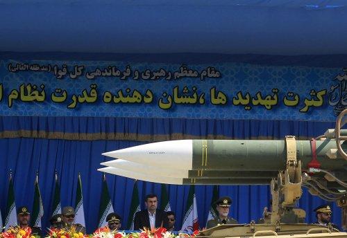 New Iran missiles said headed to Gaza