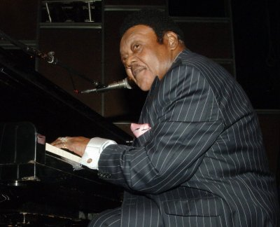 Fats Domino celebrates 86th birthday