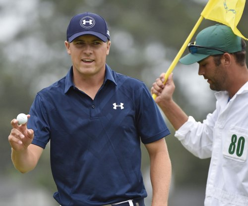 Jordan Spieth victorious at Masters