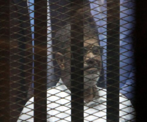 Egypt's former President Morsi sentenced to death