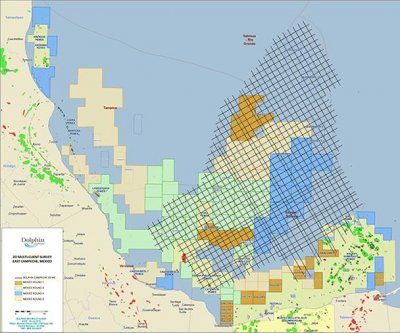 Norwegian company surveying offshore Mexican reserves