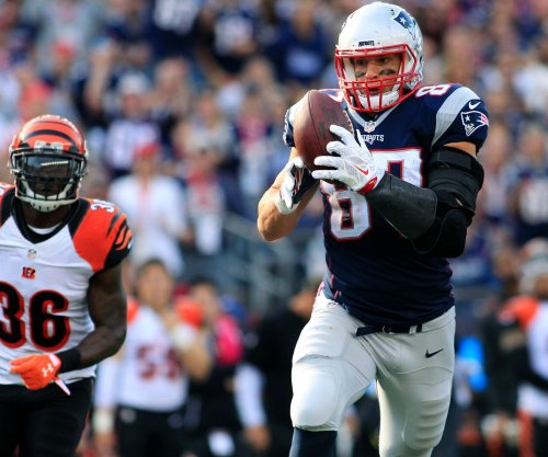 New England Patriots likely to be missing Rob Gronkowski against San Francisco 49ers
