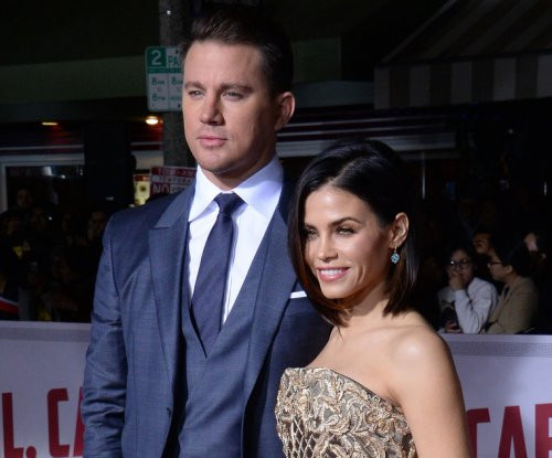 Jenna Dewan on sex with Channing Tatum: 'It's primal'