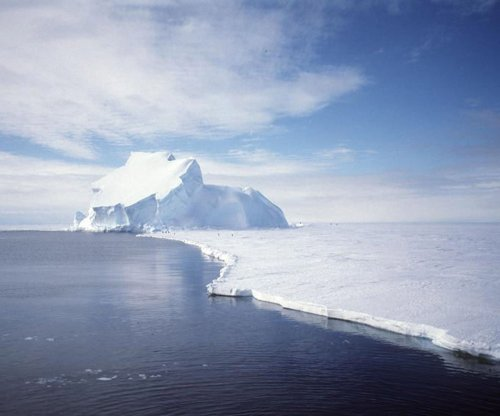 Antarctic sea ice extent sets record low