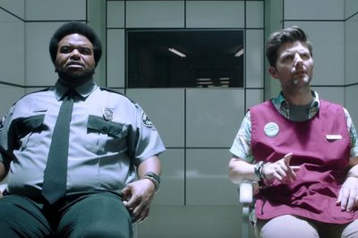 'Ghosted': Adam Scott, Craig Robinson explore the paranormal in first trailer