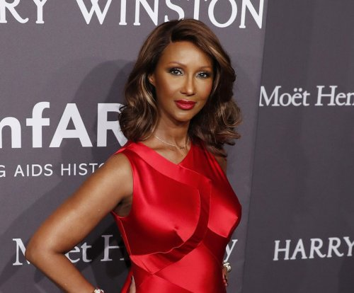 Iman shares photo of David Bowie on 25th wedding anniversary