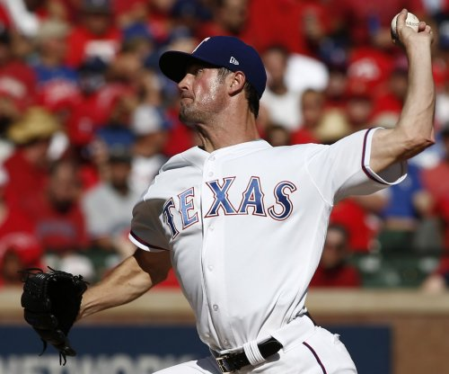 Texas Rangers activate pitcher Cole Hamels to start vs. Cleveland Indians