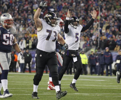 Marshal Yanda's injury forces Joe Flacco, Baltimore Ravens to make adjustments