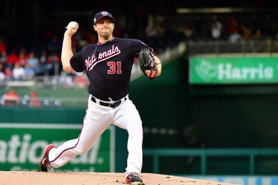 Scherzer looks to end rare skid as Nats face Orioles