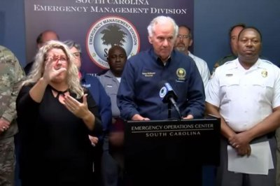 Dorian evacuation orders hit Florida, Georgia, Carolinas