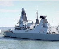 Raytheon UK wins contract in $1.3B Royal Navy modernization plan
