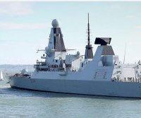 Raytheon UK wins contract in $1.3B Royal Navy modernization plan