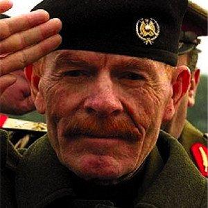Last man standing: Saddam's longtime veep