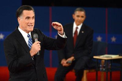 Romney schedule for Oct 18